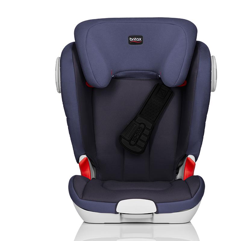 宝得适/百代适Britax汽车用儿童安全座椅isofix 4岁-12岁凯迪成长XP SICT 皇室蓝