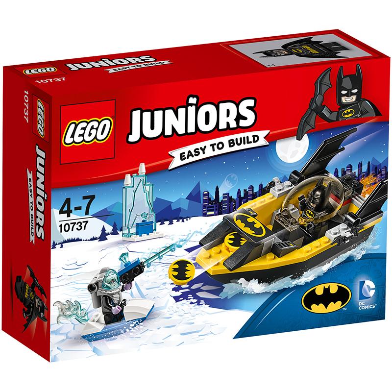 乐高 玩具 小拼砌师 Juniors 4岁-7岁 蝙蝠侠