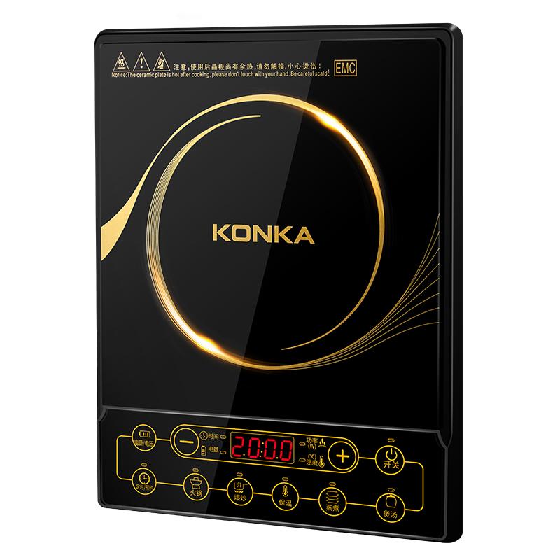 康佳(KONKA)KEO-20AS37 电磁炉 家用 智能多功能磁炉