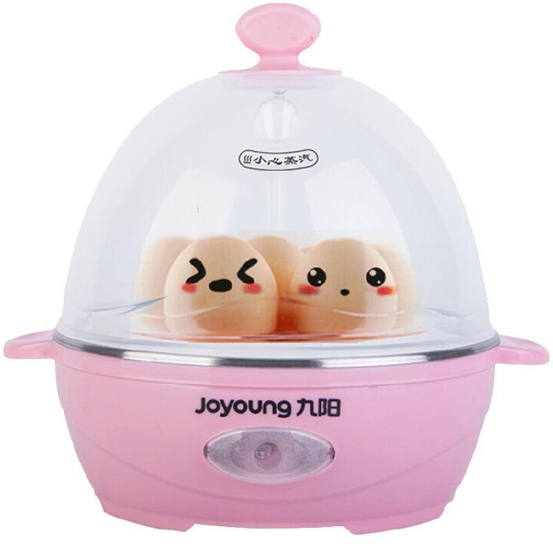 九陽(Joyoung)煮蛋器多功能智能蒸蛋器自動斷電(5個蛋量)ZD-5W05