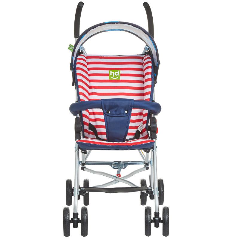 hd小龙哈彼 婴儿推车铝合金车架轻便可折叠避震宝宝儿童手推伞车 星空蓝LD362-T306