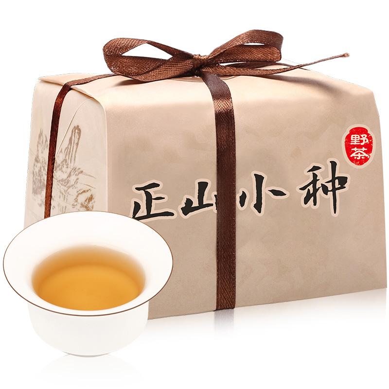 卢正浩 茶叶 红茶 特级正山小种 野茶150g(正宗武夷桐木关原产)