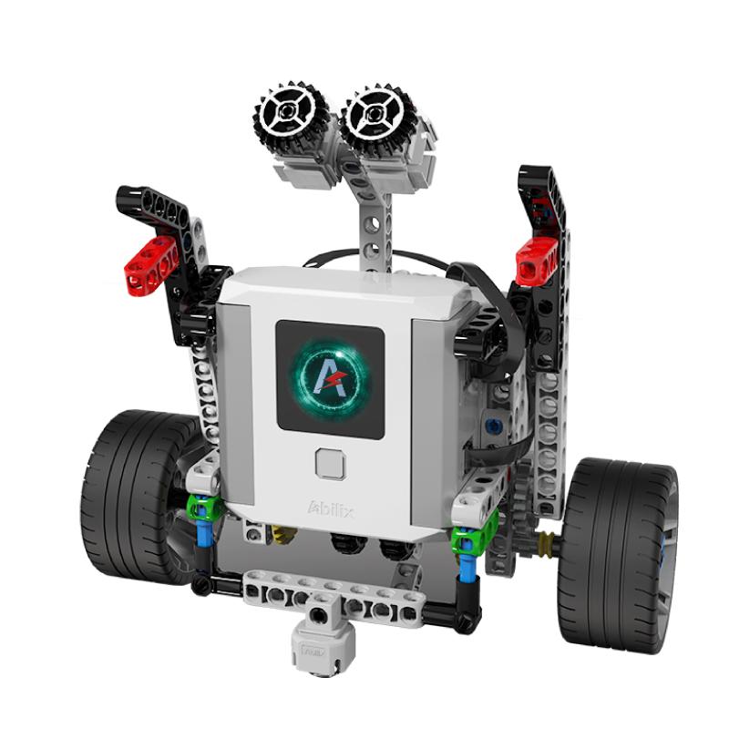 能力风暴Abilix 氪C0号 智能教育机器人 益智拼装积木玩具 APP编程遥控 锻炼动手动脑能力 入门级