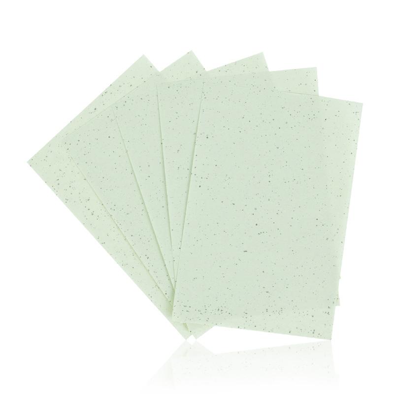 悠珂思(ukiss)玉露綠茶香氛吸油面紙 100枚入