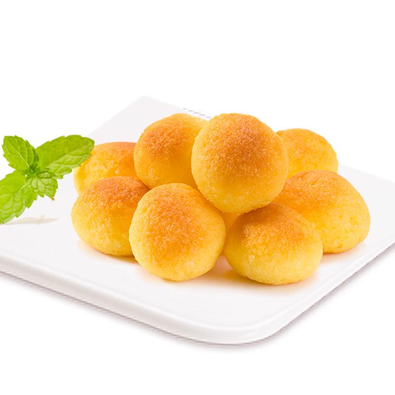 良品铺子 椰丝球面包 早餐糕点点心 零食甜点小吃300g