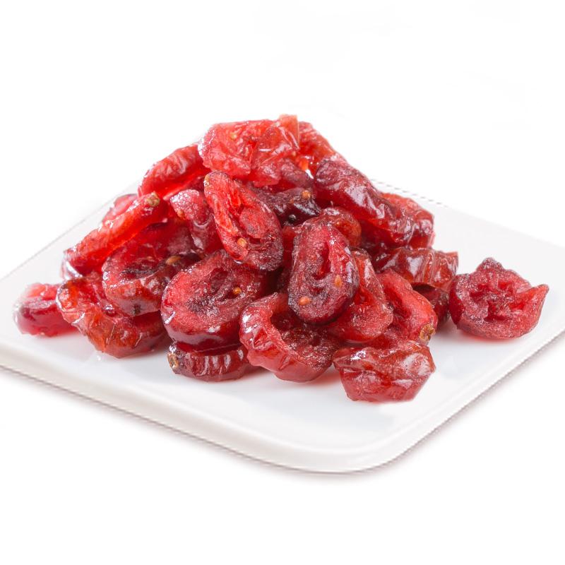 良品铺子 蔓越莓干 蜜饯果干 独立包装 休闲零食100g