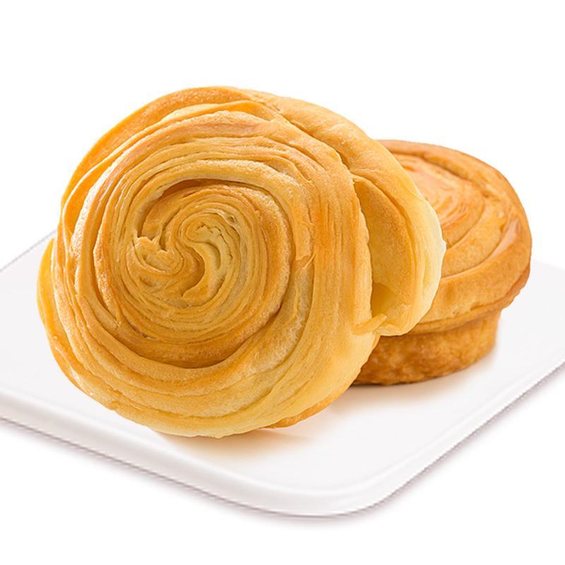 良品铺子 手撕面包(一整箱)早餐糕点 即食蛋糕 软面包脏脏包 办公室早餐1050g