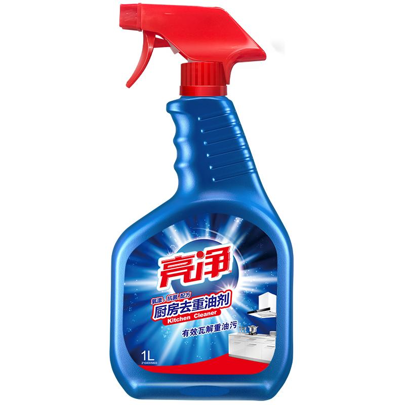 亮净 厨房去重油剂 1L 洗洁