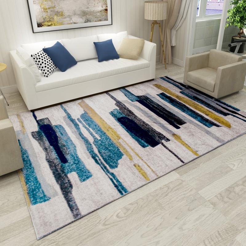 麗家家居 現代簡約茶幾客廳滿鋪歐美歐式沙發臥室大房間地毯 新加捻C 034209 160*230cm