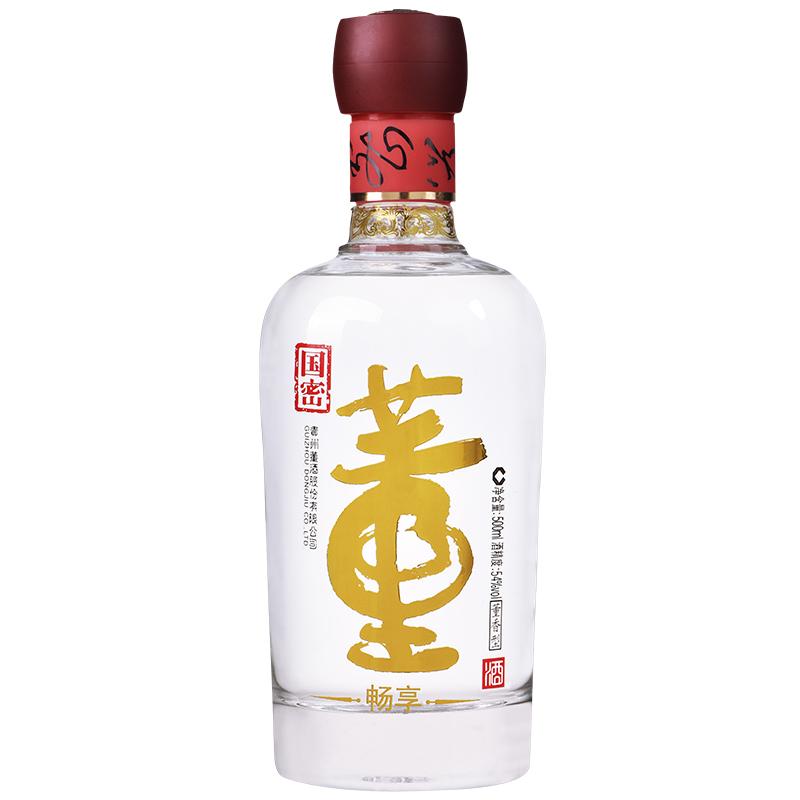 董酒畅享版 54度500ml(新老包装随机发货)