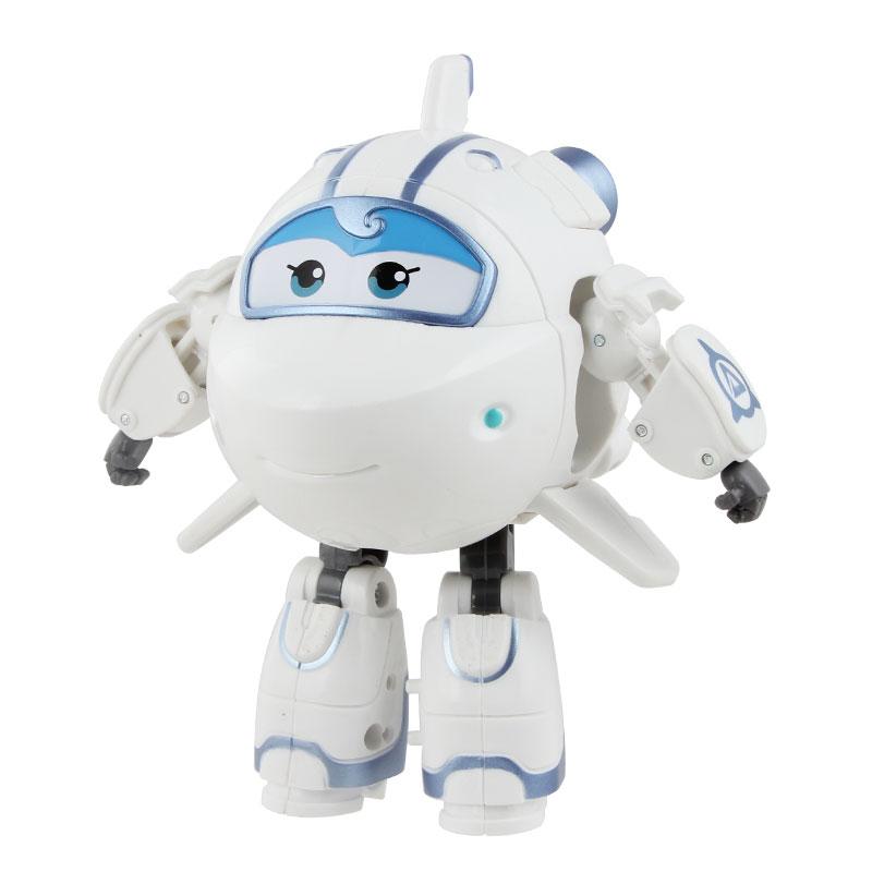 奥迪双钻(AULDEY)超?#26007;上?#30410;智大变形机器人欢乐装4只装 720294 儿童玩具 男孩女孩生日礼物