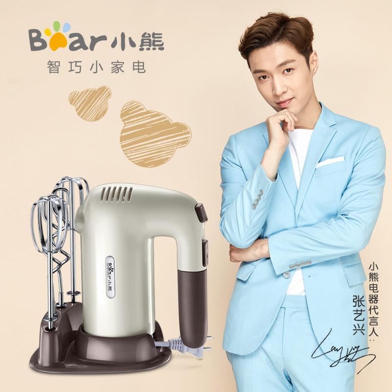 小熊(Bear)打蛋器 电动手持搅拌和面烘焙DDQ-B01A1