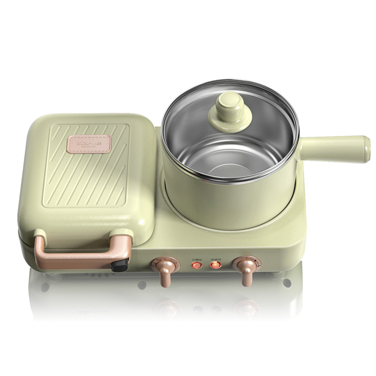小熊多士炉DSL-A13N1(绿色)